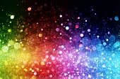 pic of shimmer  - Rainbow of lights - JPG