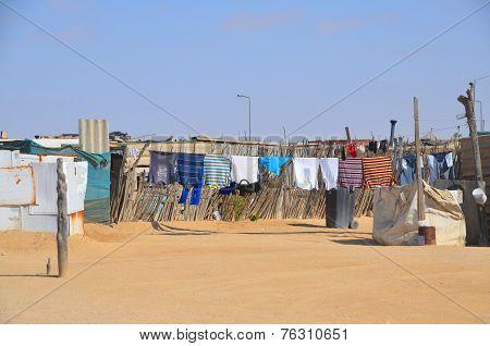 Mondesa slum