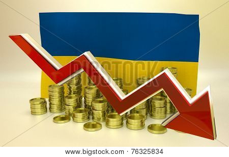 currency collapse - Ukrainian hryvnia