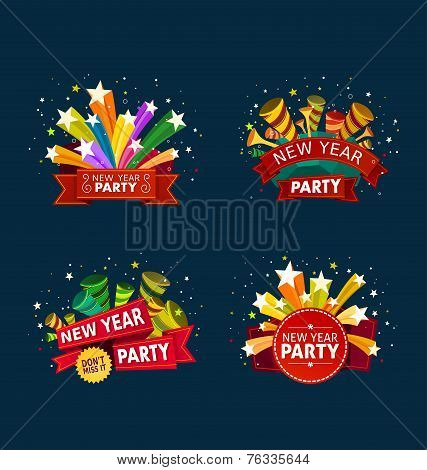 new year party event tittle