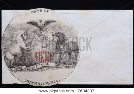 Arms Of Pennsylvania Cover