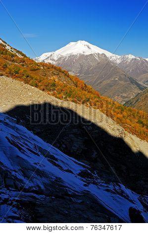 Mountain Elbrus View