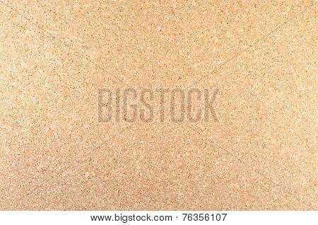 Blank cork board background