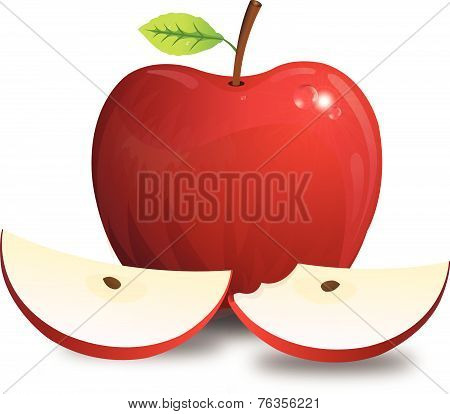 Apple, Illustration