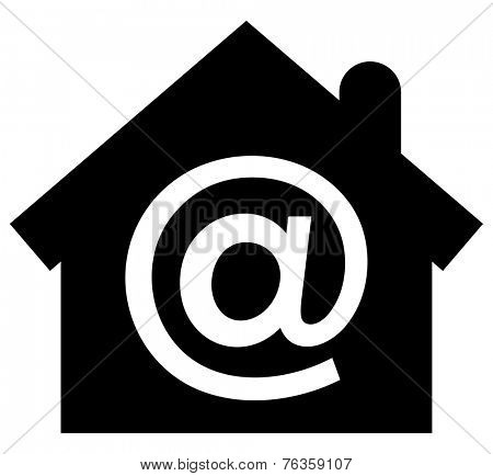 Home internet icon