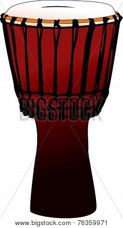 Djembe - Tamtam Percussion Drum