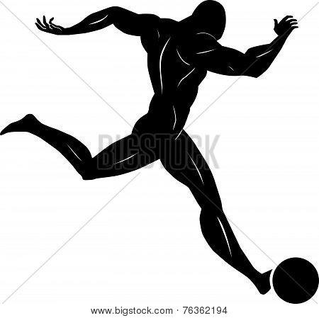 Soccer, Illustration