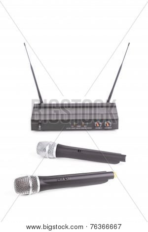 Cordless Microphone