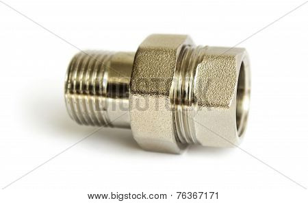 Bronze Plated Adapter
