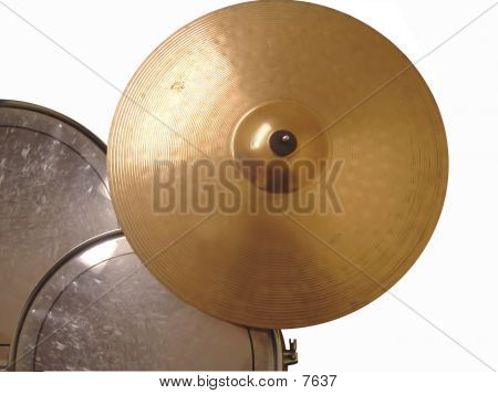 Cymbal And Drums 2