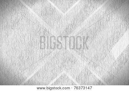White Grey Mortar Wall.