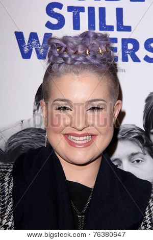 LOS ANGELES - NOV 16:  Kelly Osbourne at the