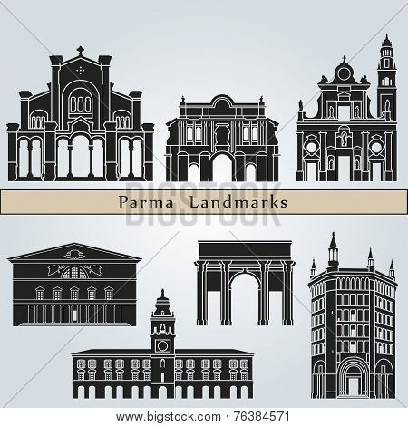Parma Landmarks And Monuments