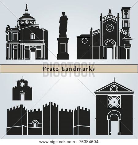 Prato Landmarks And Monuments