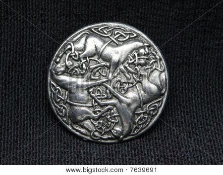 Celtic Horses Talisman