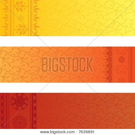 Indian Banners