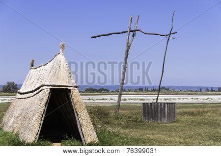 Reed Hut