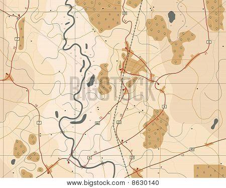 Generic Nameless Map
