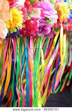 Ukrainian traditional wreaths