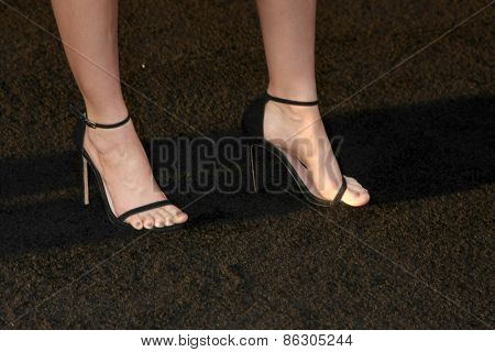 LOS ANGELES - MAR 25:  Alison Brie at the