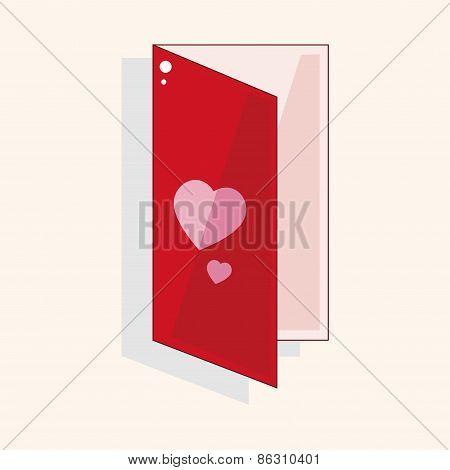 Love Letter Theme Elements