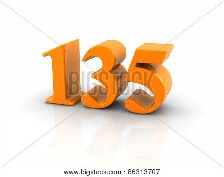 Number 135