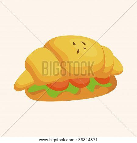 Bread Theme Elements