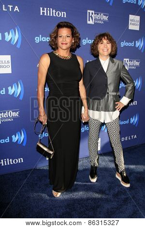 SeanLOS ANGELES - MAR 21:  Alexandra Billings, Jill Soloway at the 26th Annual GLAAD Media Awards at the Beverly Hilton Hotel on March 21, 2015 in Beverly Hills, CA