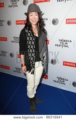 LOS ANGELES - MAR 23:  Mitsuyo Miyazaki at the 2015 Tribeca Film Festival Official Kick-off Party at the The Standard on March 23, 2015 in West Hollywood, CA