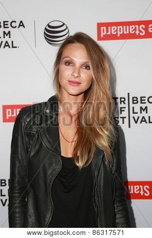 LOS ANGELES - MAR 23:  Beau Garrett at the 2015 Tribeca Film Festival Official Kick-off Party at the The Standard on March 23, 2015 in West Hollywood, CA