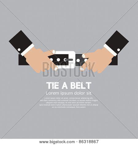 Tie A Belt.