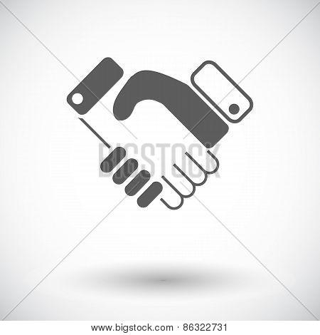Icon agreement.