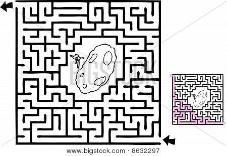 Space Maze I