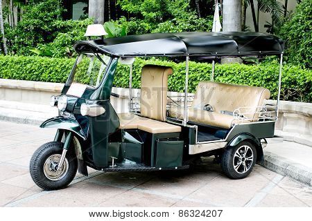 Thailand - Motorized Three-wheelers