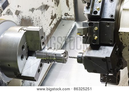 Operator Finishing Mold And Die Parts