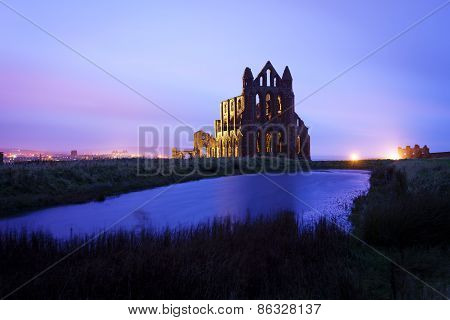 Whitby Abbey, East England