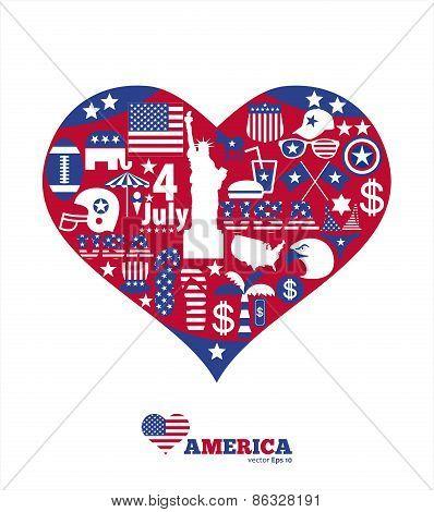 American design elements