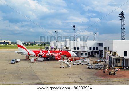 Airasia in Bangkok