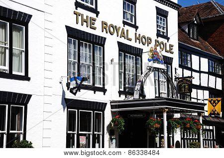 The Royal Hop Pole Hotel, Tewkesbury.