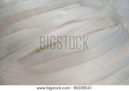 Disordered Plastic Ribbon