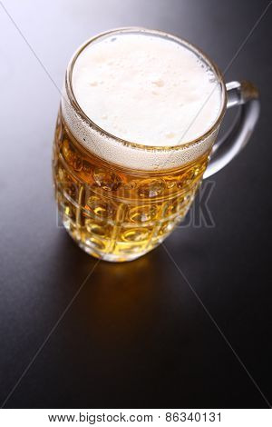 Mug Of Light Beer