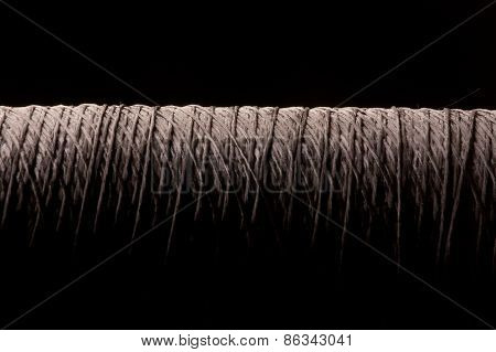 texture of thread