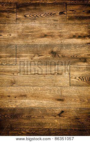 grunge wood panels.