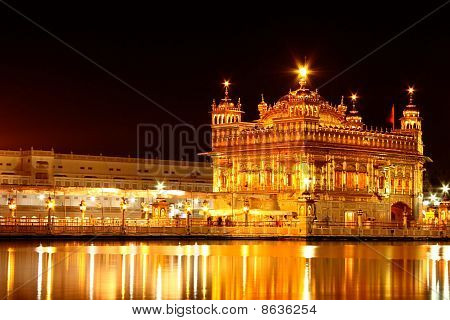 The World famous Golden Temple