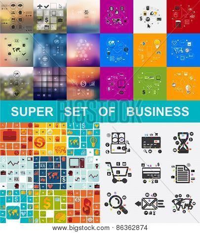 Super set of business