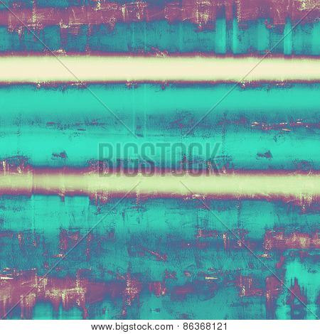 Old antique texture (for background). With different color patterns: gray; purple (violet); cyan; blue