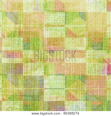 Grunge retro texture, elegant old-style background. With different color patterns: yellow (beige); brown; green; pink