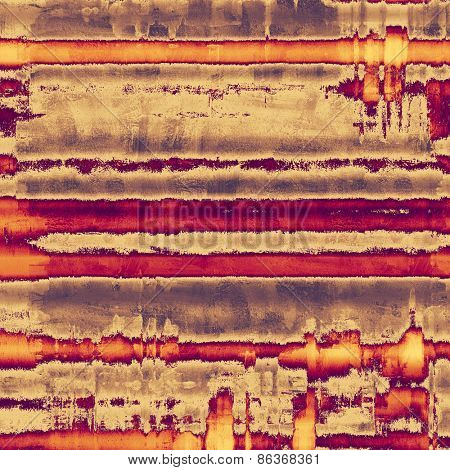 Beautiful antique vintage background. With different color patterns: yellow (beige); gray; purple (violet); pink