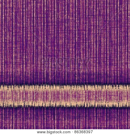 Designed background in grunge style. With different color patterns: yellow (beige); purple (violet)