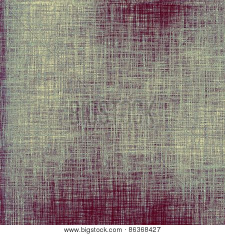 Grunge texture, Vintage background. With different color patterns: gray; purple (violet); cyan